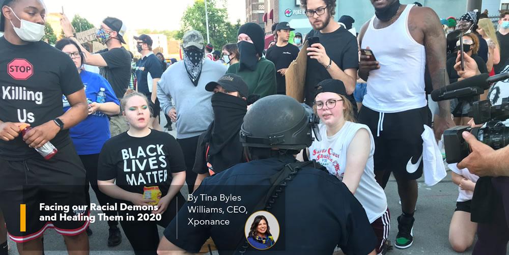 Facing our Racial Demons and Healing Them